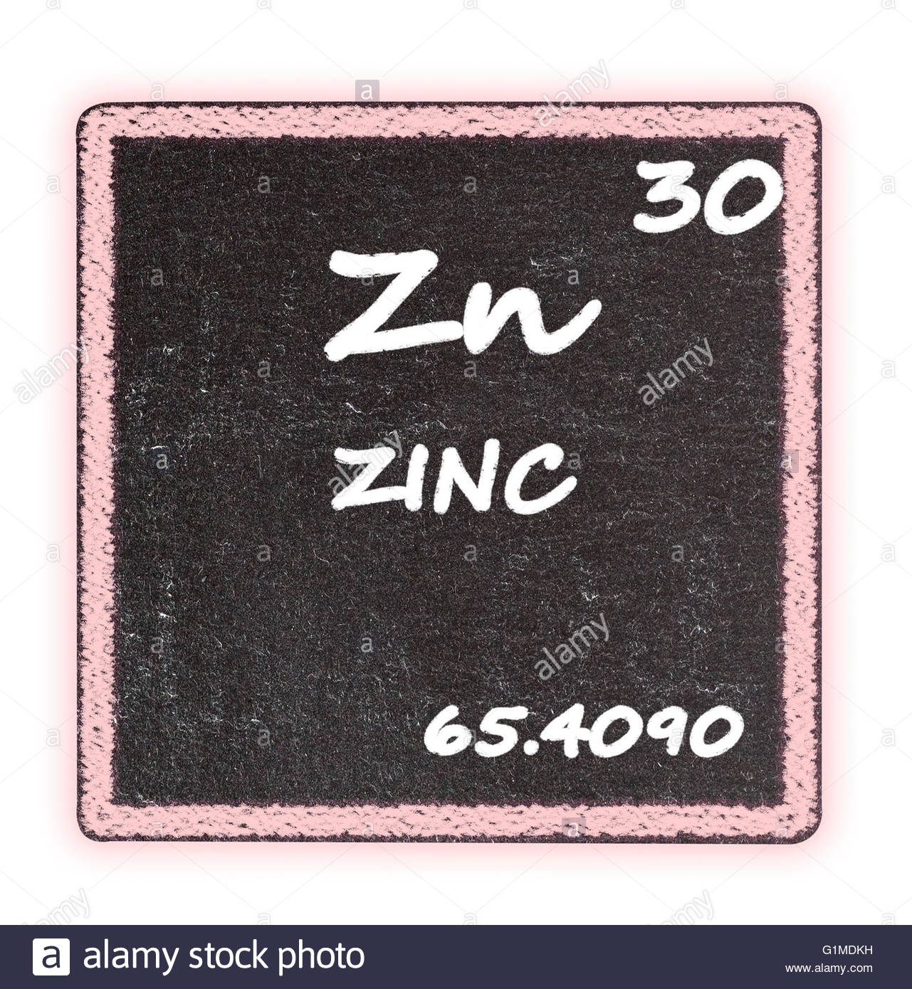 Zinc details from the periodic table stock photo royalty free stock photo zinc details from the periodic table gamestrikefo Gallery
