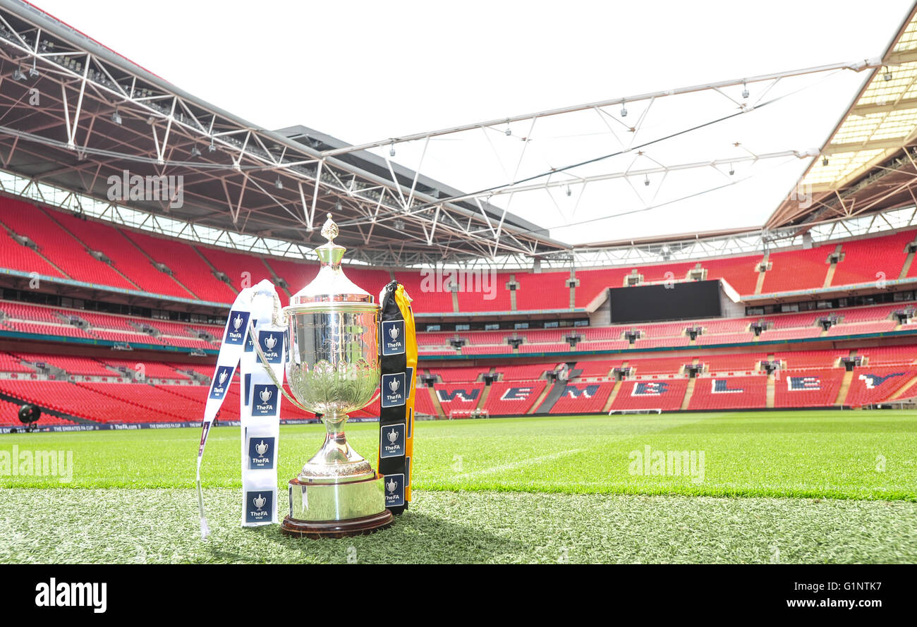 The fa vase image collections vases design picture wembley london uk 17th may 2016 fa vase on pitch side at wembley london uk 17th floridaeventfo Image collections