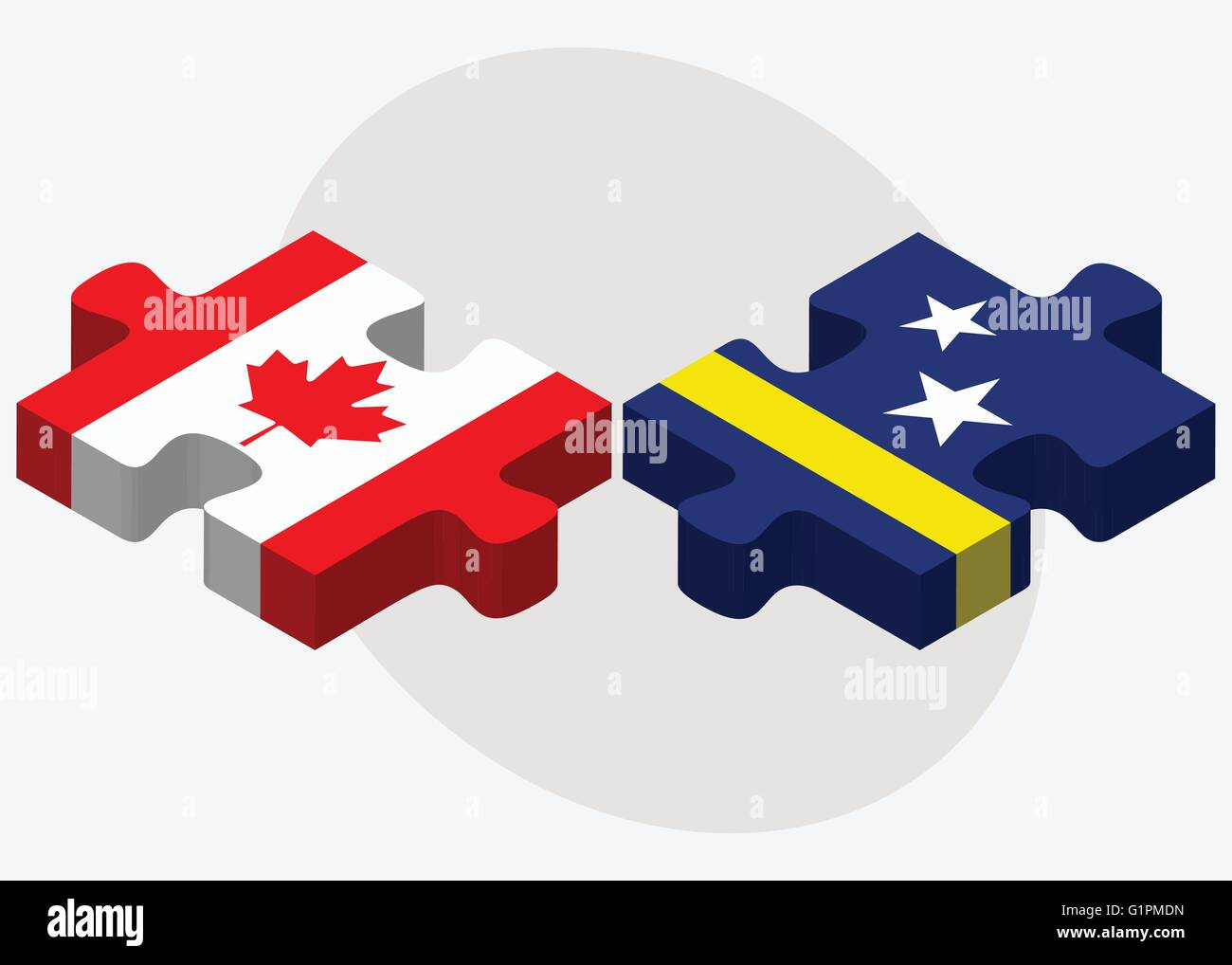 Background image mdn - Canada And Curacao Flags In Puzzle Isolated On White Background