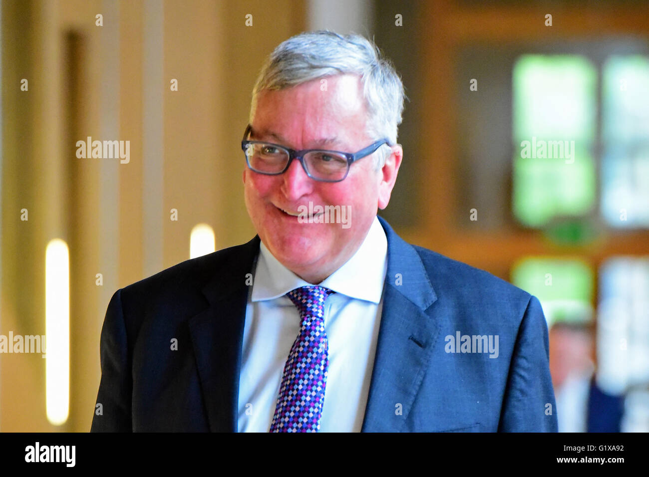Newly-appointed Cabinet Secretary for Rural Economy and ...