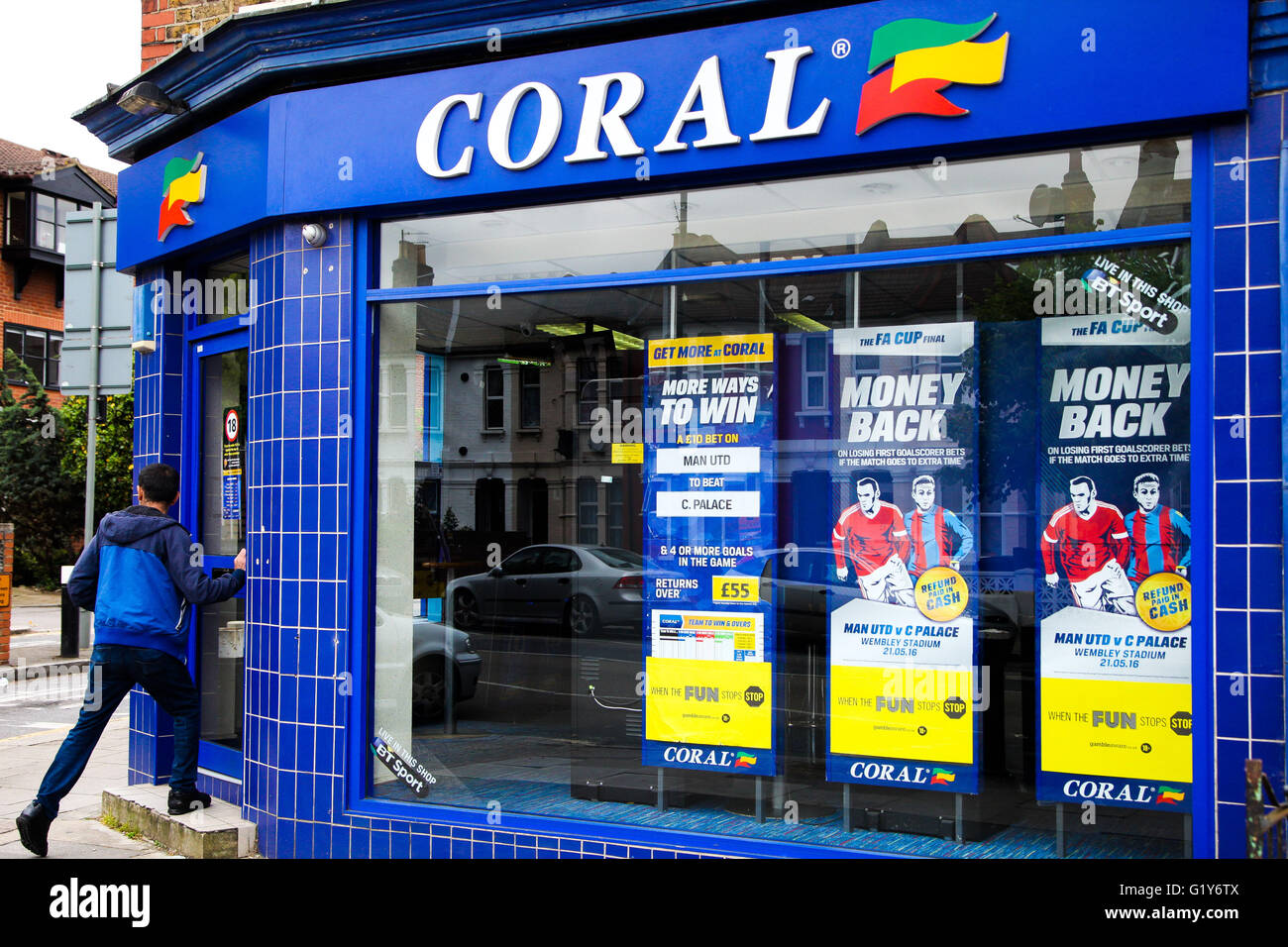 Coral Betting Shops