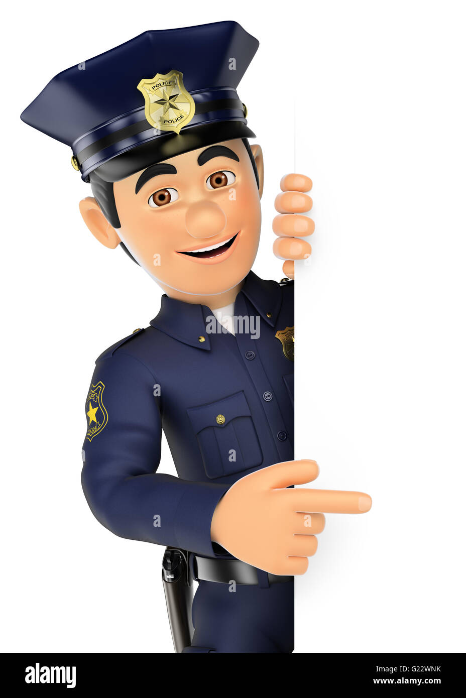 police officer pointing finger stock photos u0026 police officer