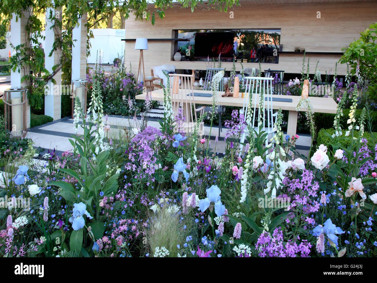 lg smart garden by hay joung hwang rhs chelsea flower. Black Bedroom Furniture Sets. Home Design Ideas
