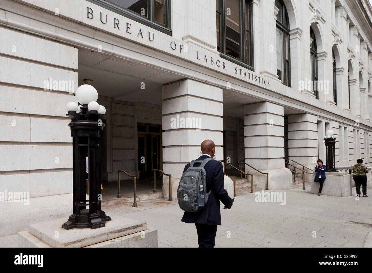 Bureau of labor statistics headquarters washington dc for Bureau of labor statistics