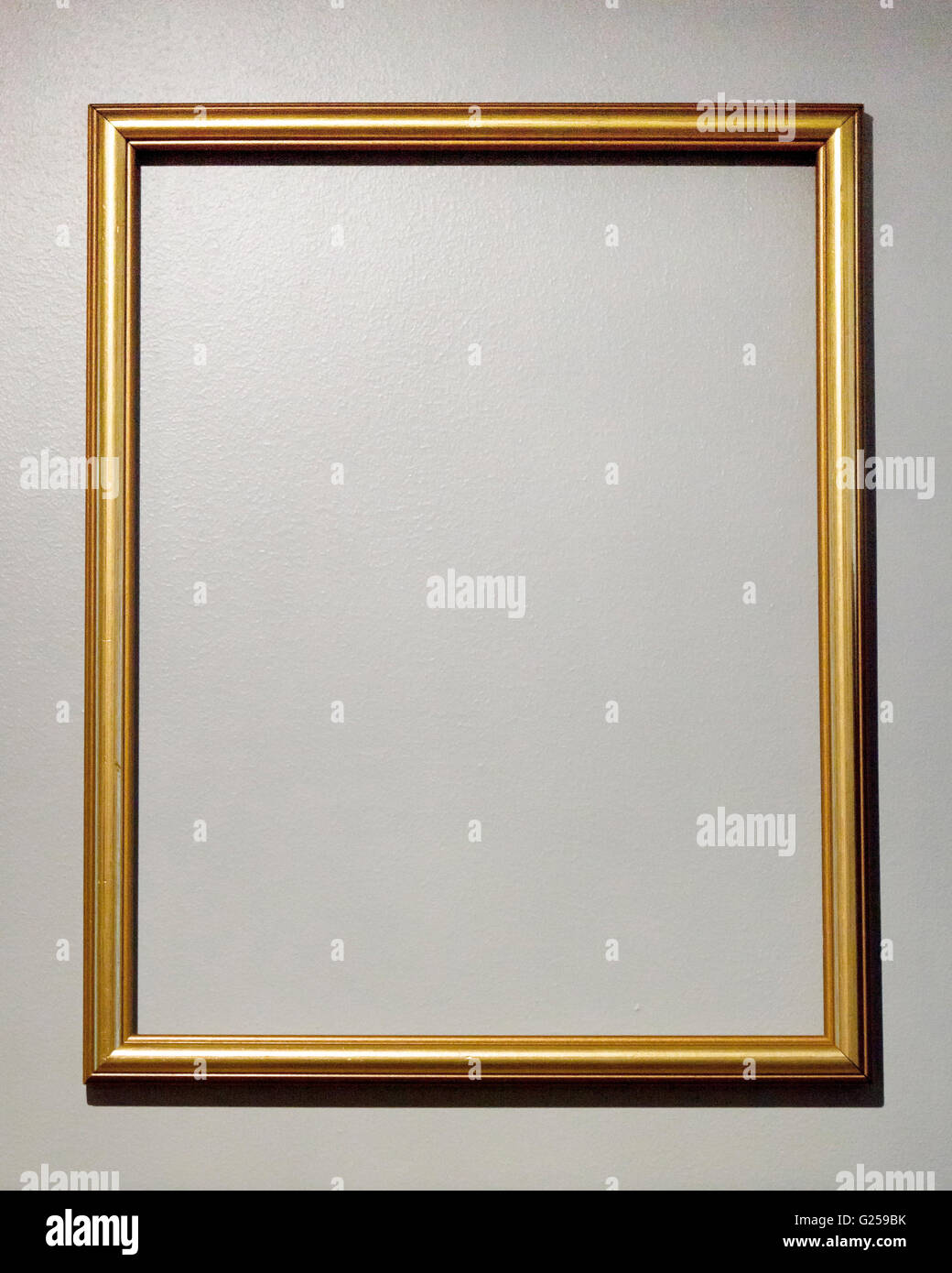empty painting frame - Empty Picture Frame