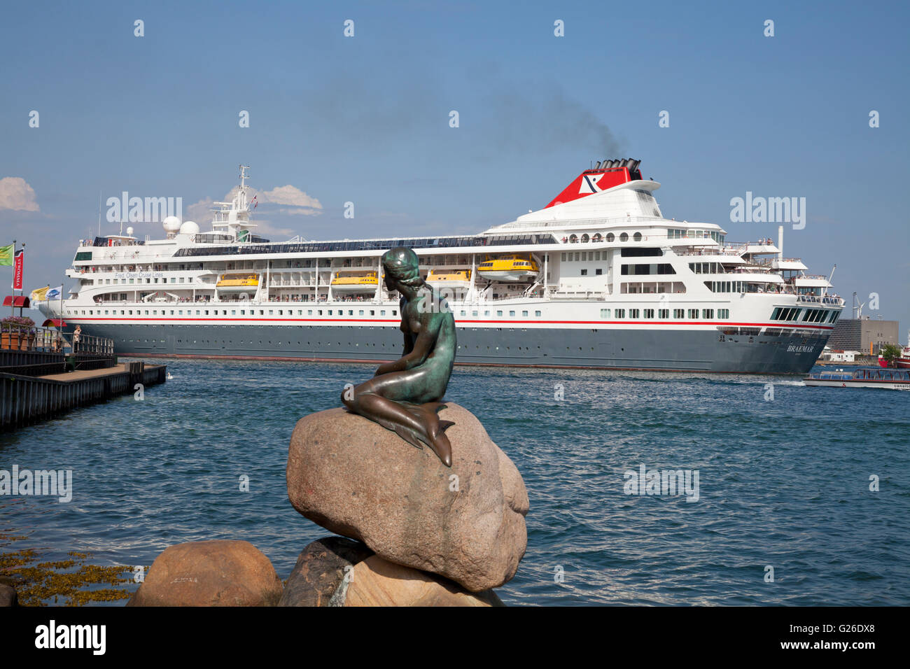 Copenhagen Denmark Th May The Fred Olsen Cruise Lines - Where is a cruise ship now