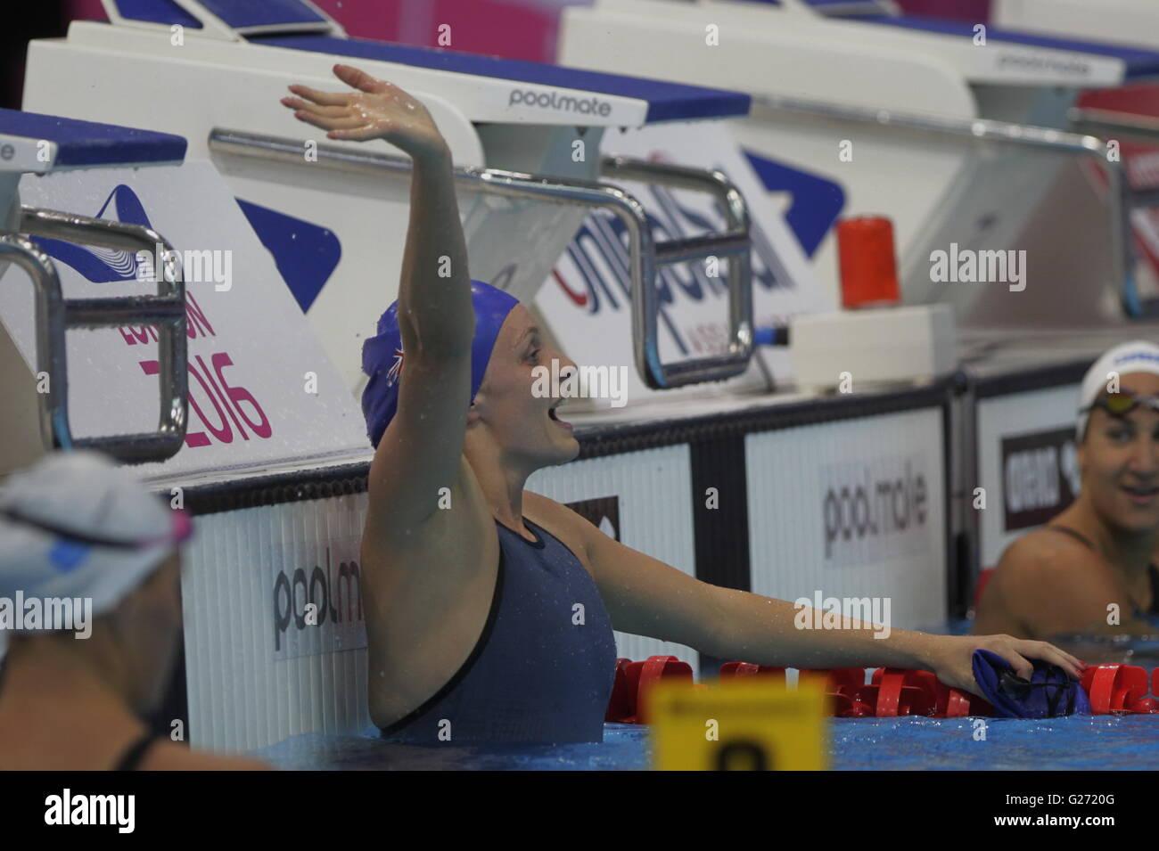 Fran Halsall backstroke