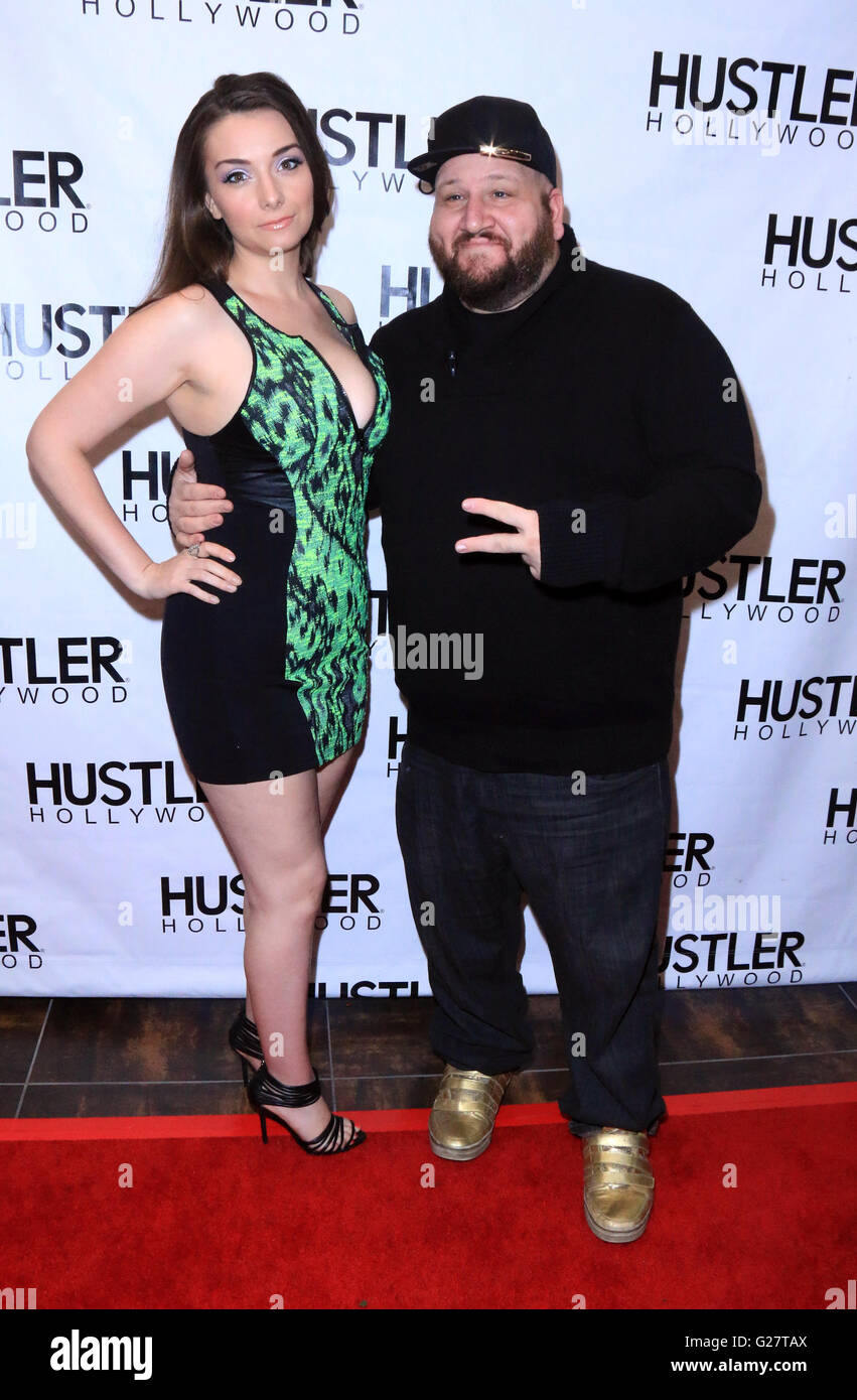 The hustler club california