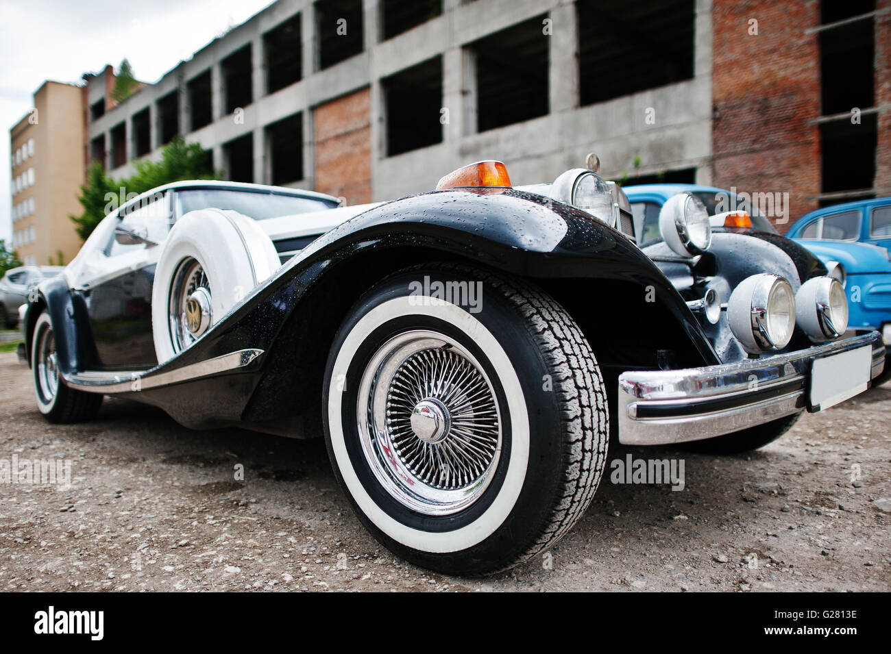 Podol Ukraine May Phillips Berlina Coupe Old Vintage - Pompano classic cars