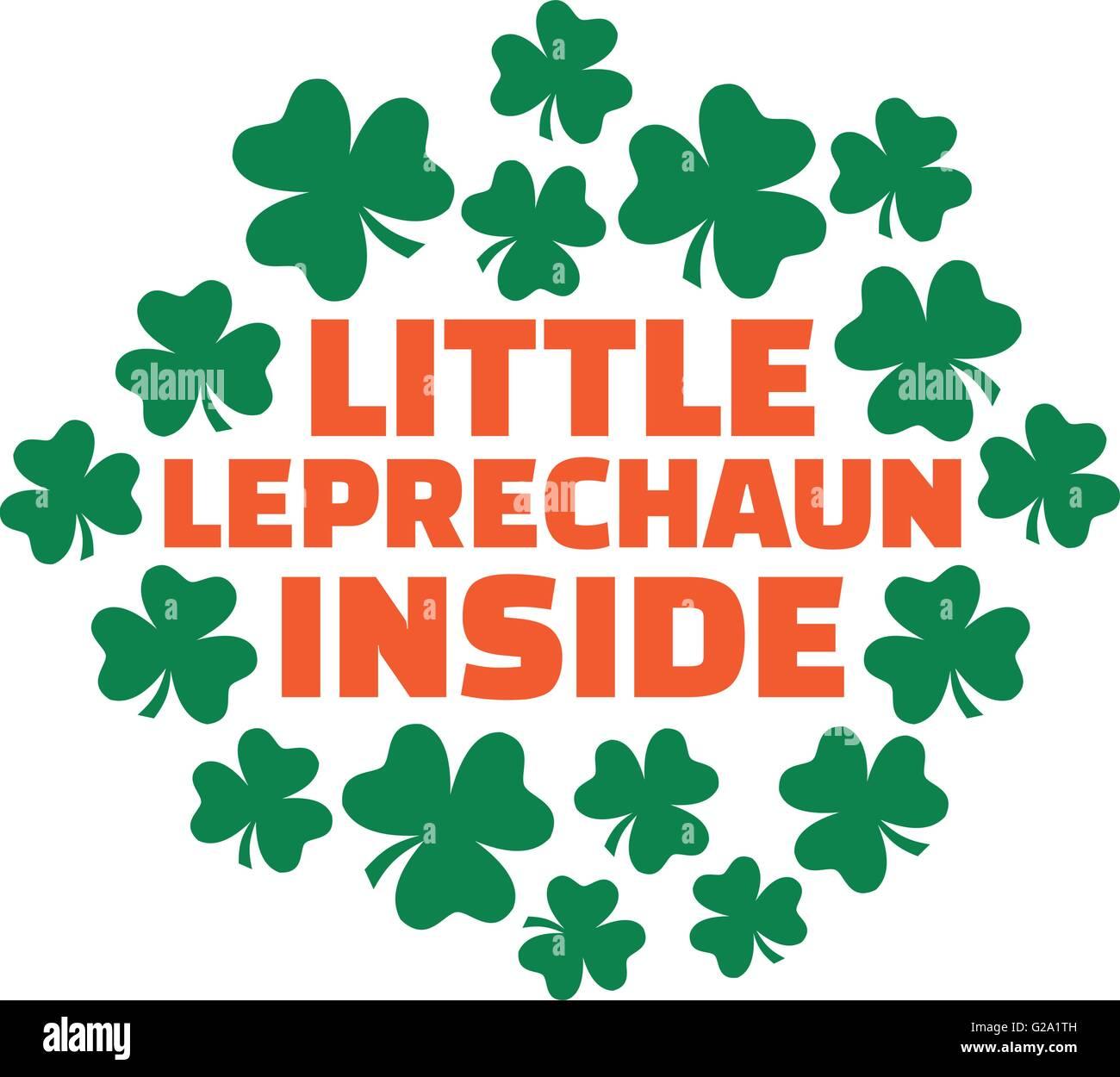 st patrick u0027s day saying für pregnant women little leprechaun