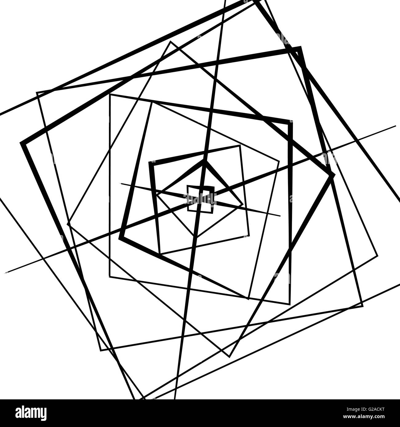 Line Art Geometric : Abstract geometric line drawings imgkid the
