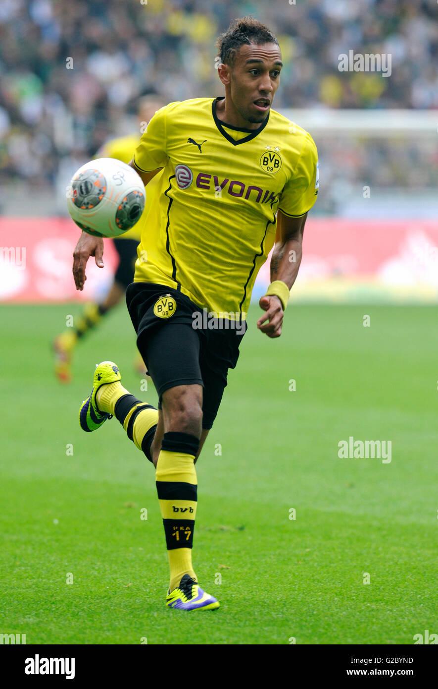Pierre Emerick Aubameyang BVB Borussia Moenchengladbach