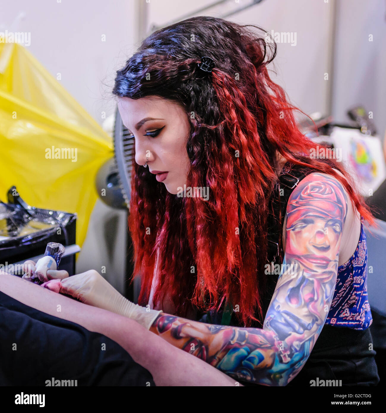 tattoo gun setup instructions