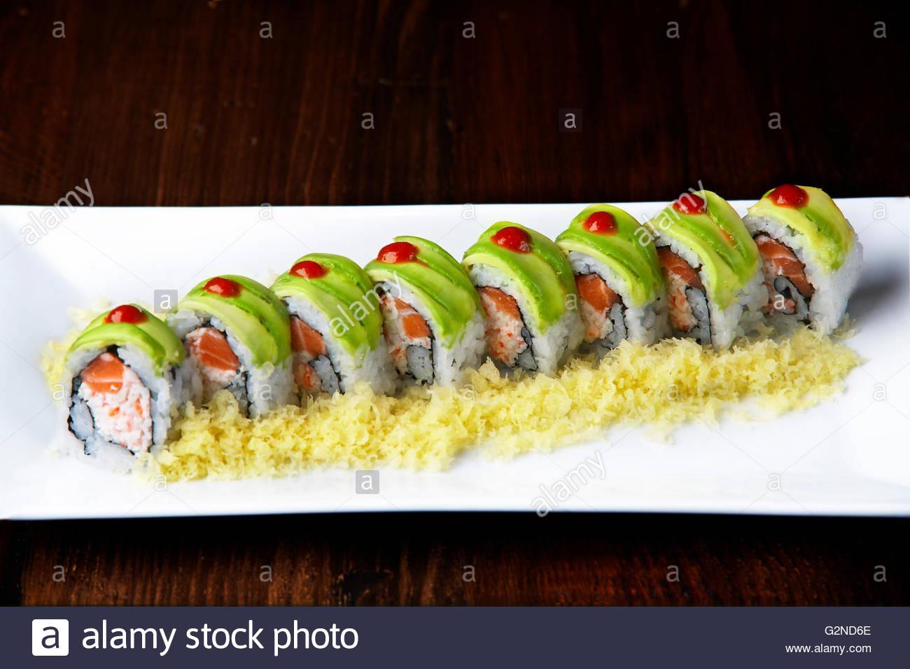 Asian avenue sushi