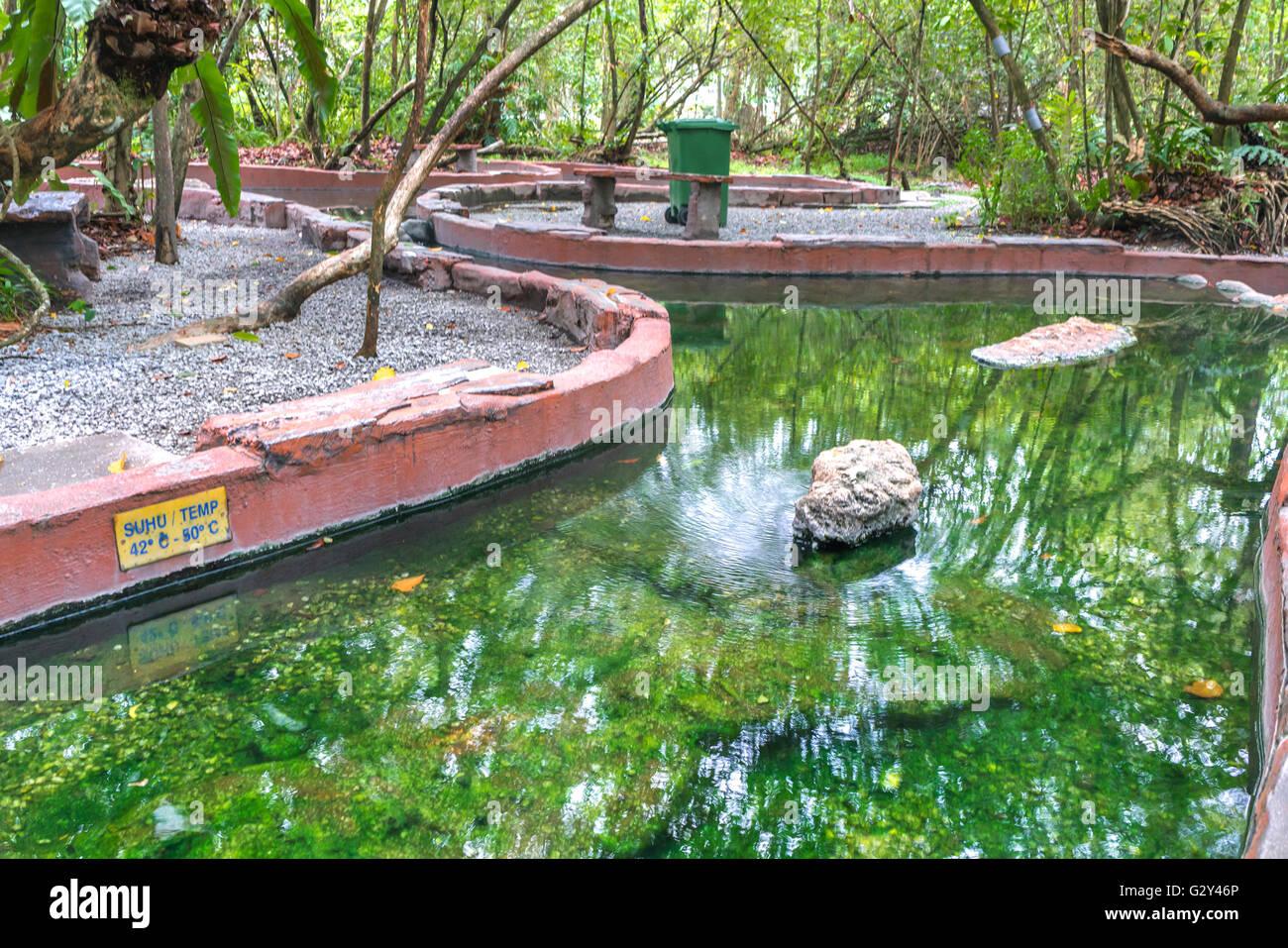 Sungai klah hot springs - Felda Hot Spring At Sg Klah Perak Malaysia