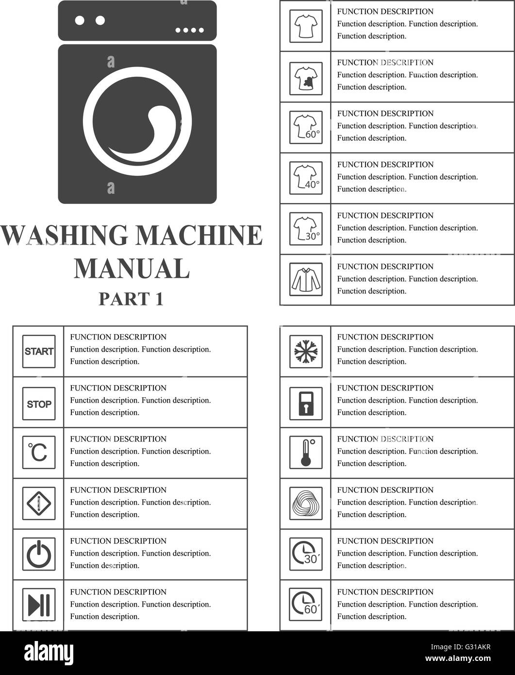 Oven manual symbols part 1 instructions signs and symbols for oven manual symbols part 1 instructions signs and symbols for washing machine exploitation manual instructions and function d biocorpaavc Gallery