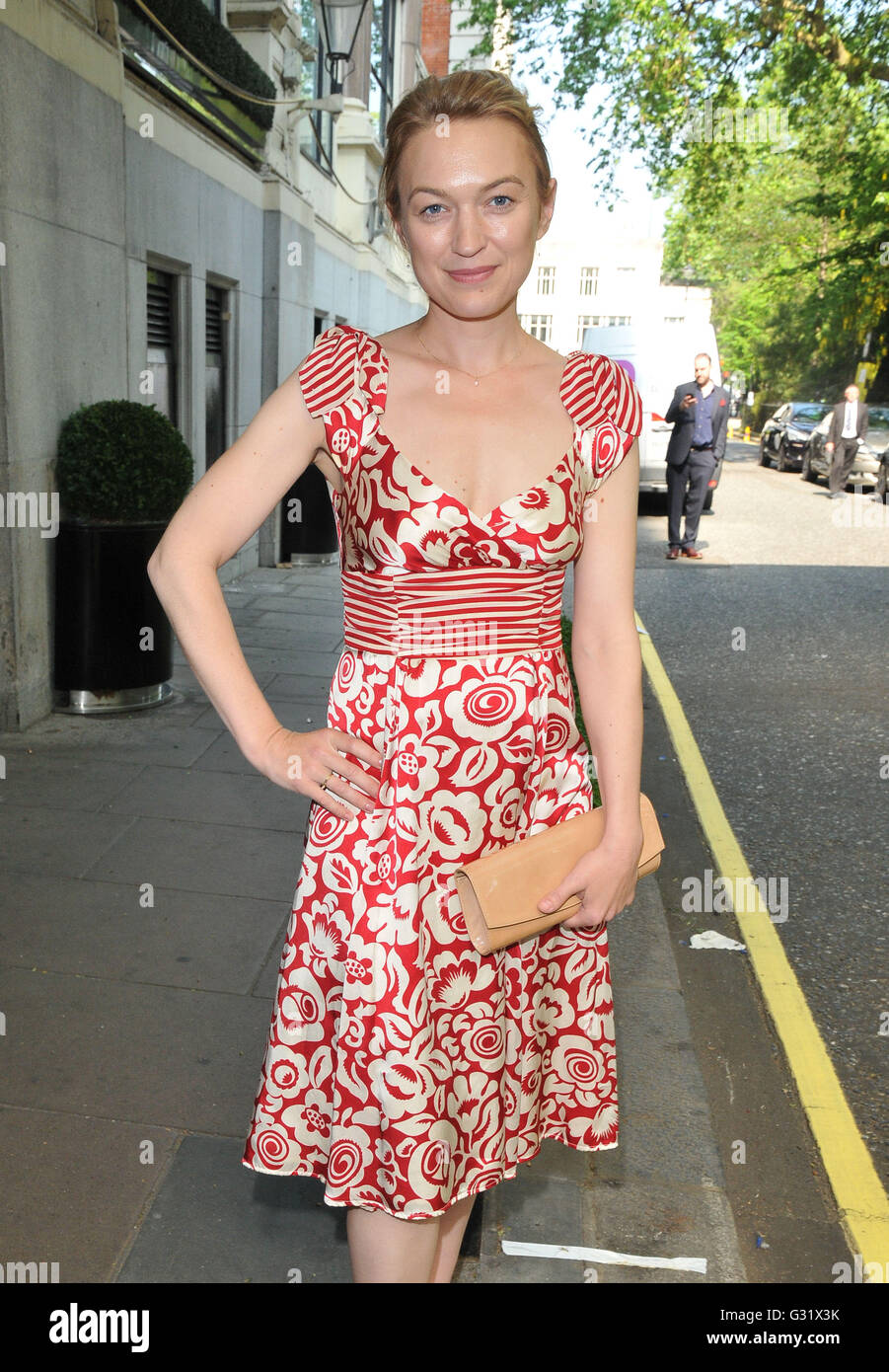 Hot Sophia Myles with regard to london, uk. 05th june, 2016. sophia myles at the south bank sky