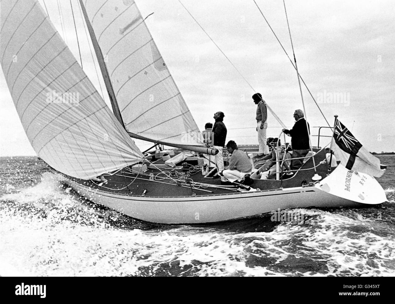 ajaxnetphoto-10th-may-1975-solent-englan