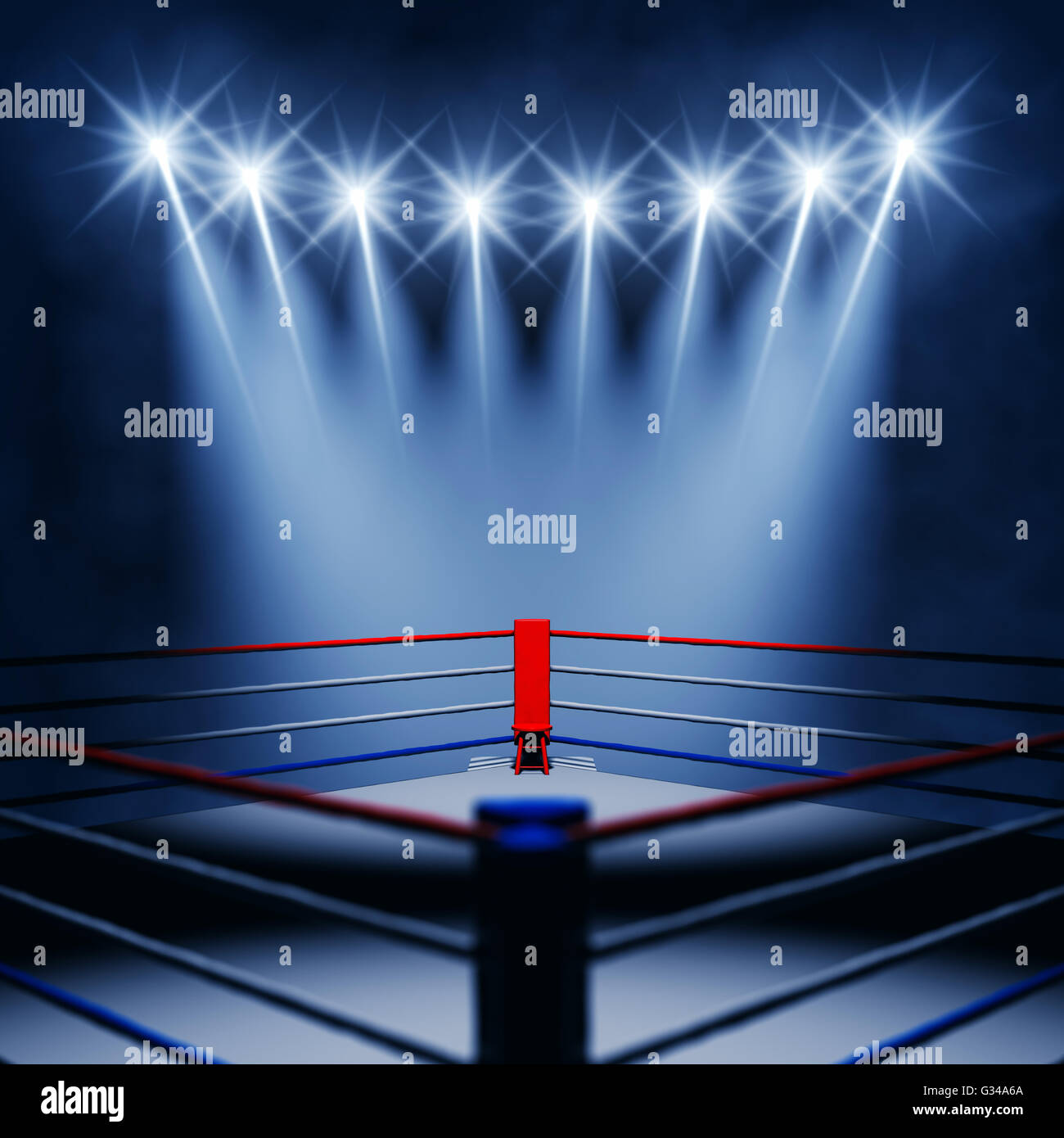 Boxing ring images