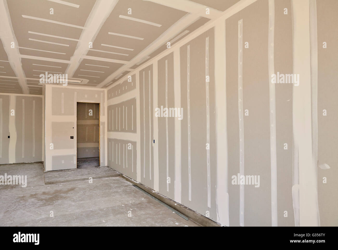 Dry Wall Construction : Construction building industry new home