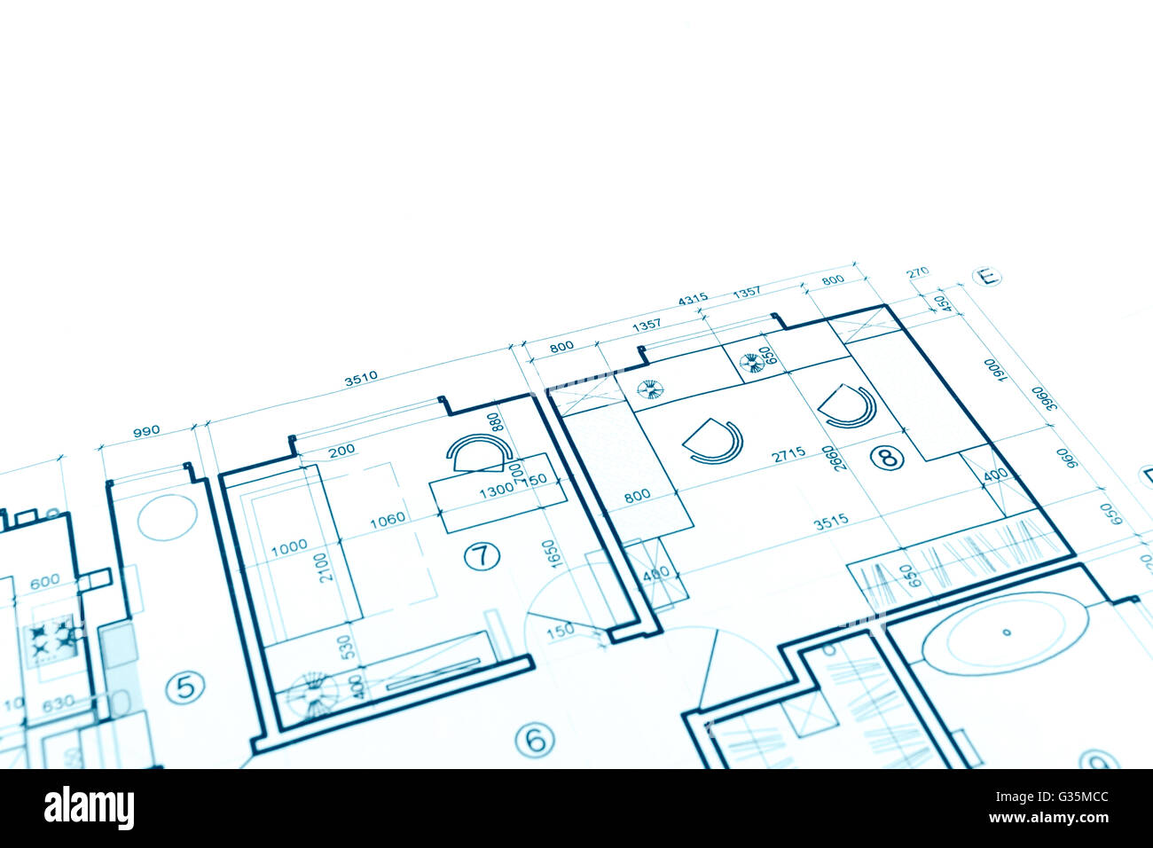 Floor plan blueprint blueprints background architecture for Copy architectural plans