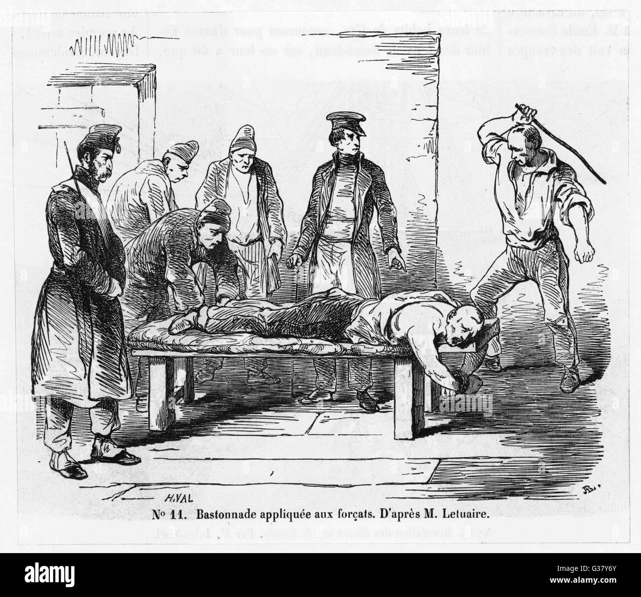 historical punishment A gruesome historical argument against the death penalty  praise doing it  badly leads to accusations of cruel and unusual punishment.