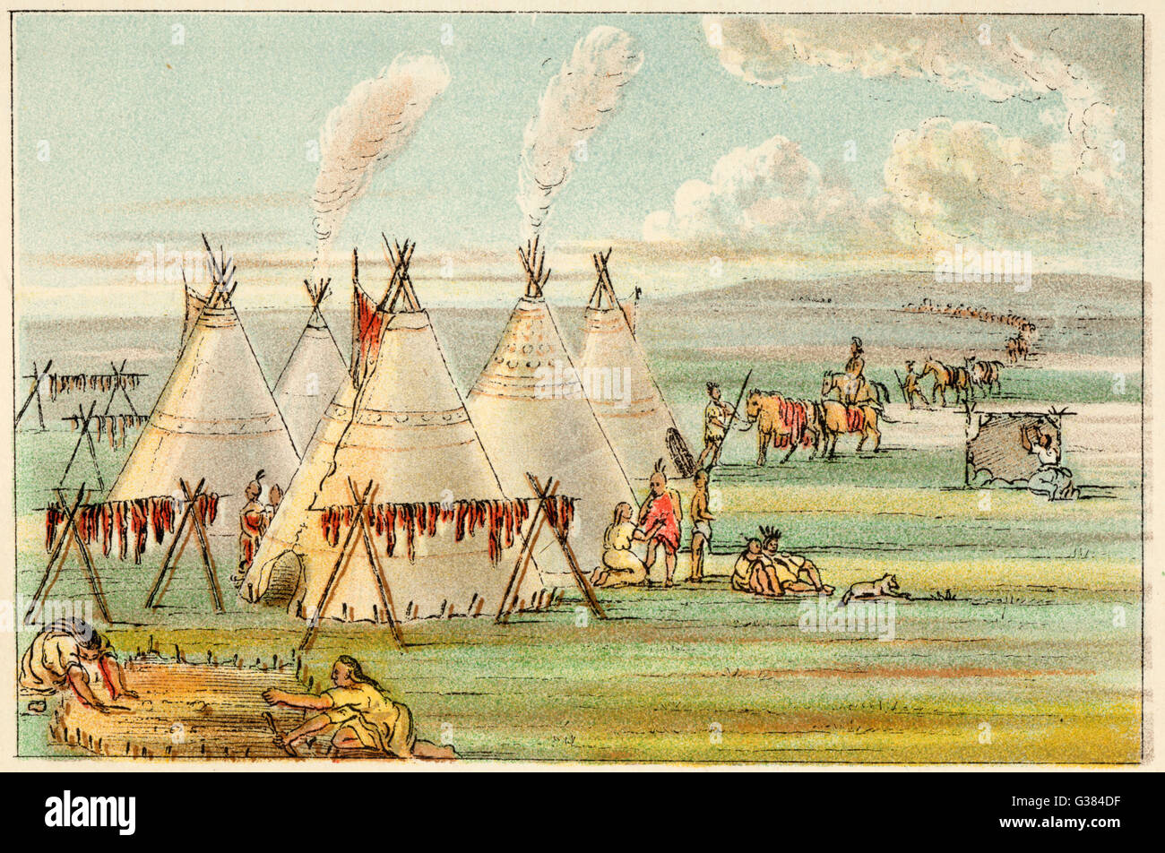 crow tribe If you were a teenage boy in the crow tribe, you'd probably complete a vision  quest in this lesson, you'll find out what a vision quest is and why.
