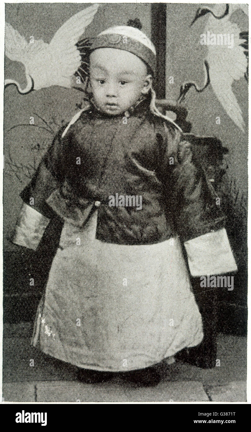 henry pu yi In 1908 at the age of two, henry pu yi ascended to become the last emperor of the centuries-old manchu dynasty after revolutionaries forced pu yi to abdicate in 1911, the young emperor lived for thirteen years in peking's forbidden city, but with none of the power his birth afforded him.
