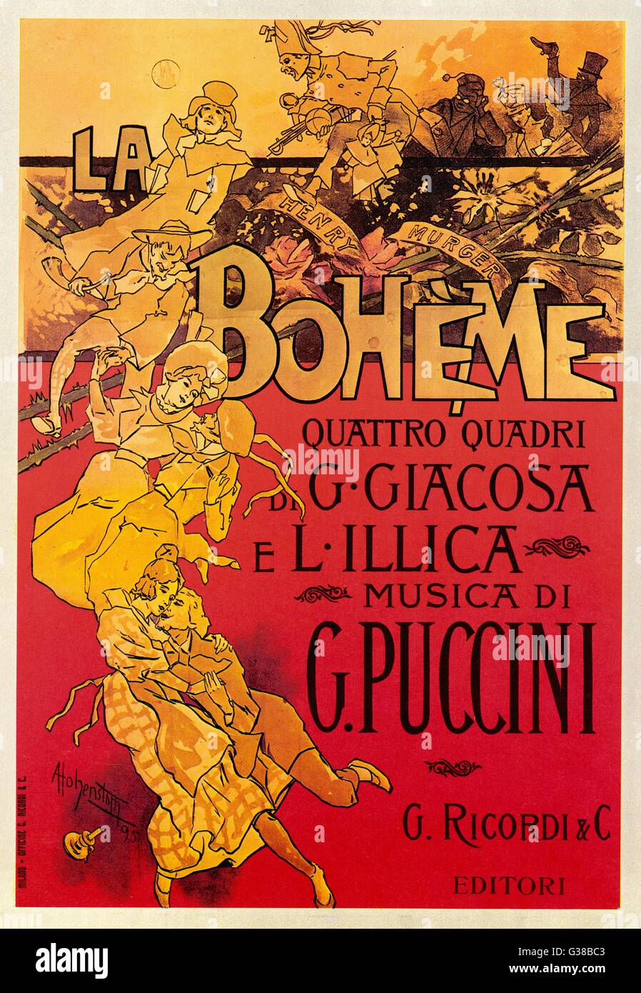 verismo in the operas carmen and la boheme La boheme, january 2016  la boheme la boheme will be  mr khuner conducted three operas at the new israeli opera,.