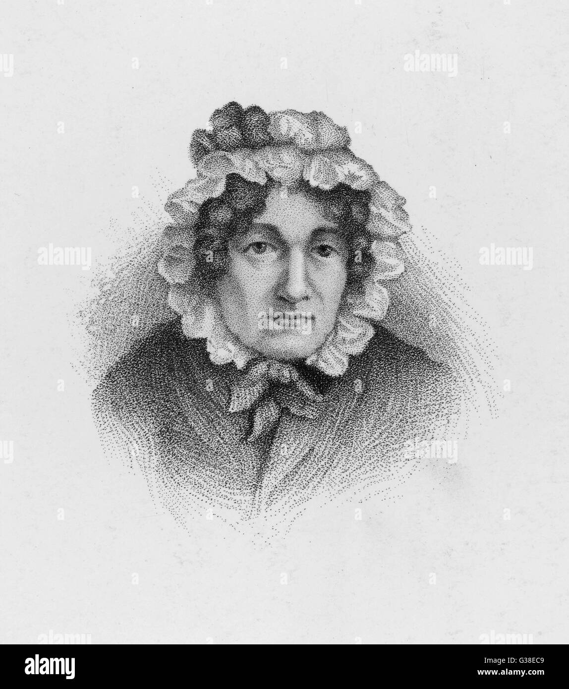 charles lamb stock photos charles lamb stock images  mary lamb english writer and sister of charles lamb date 1764 1847