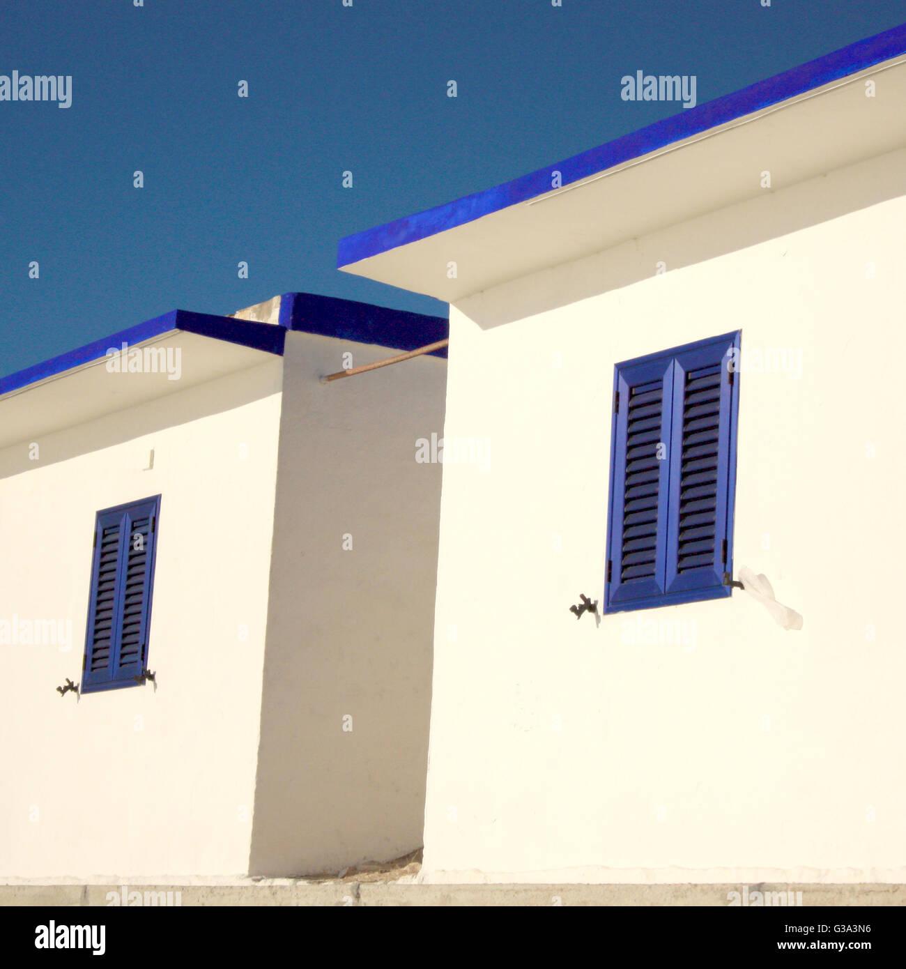 Mediterranean Style Windows Viendoraglass Com: Windows Mediterranean Style (minimal Stock Photo, Royalty