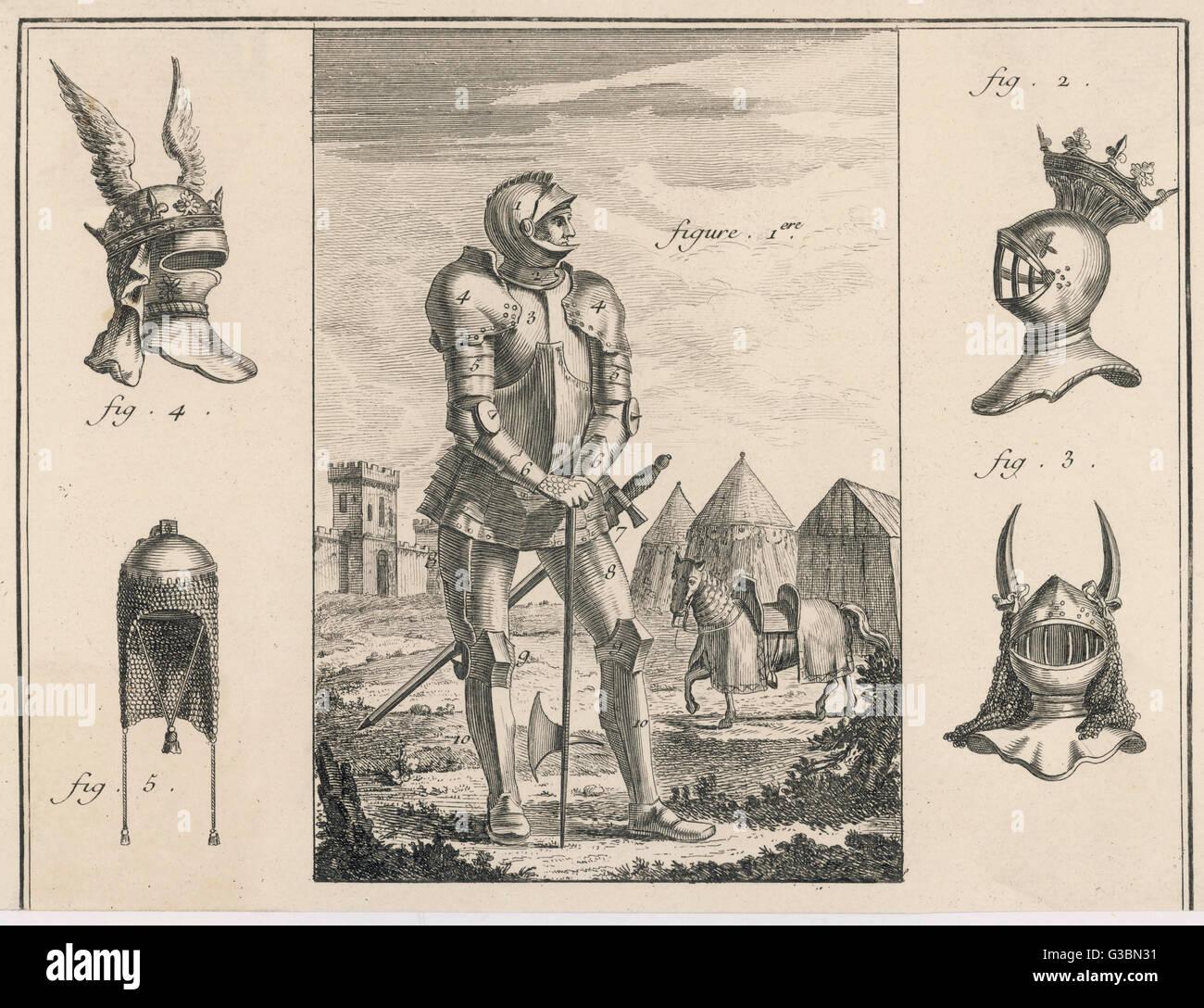 15th Century Armour Stock Photos & 15th Century Armour Stock ...