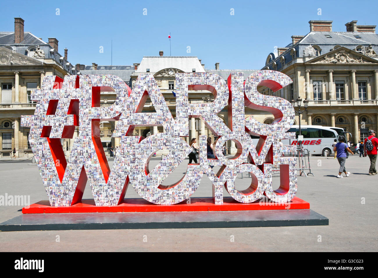News about #Paris on Twitter