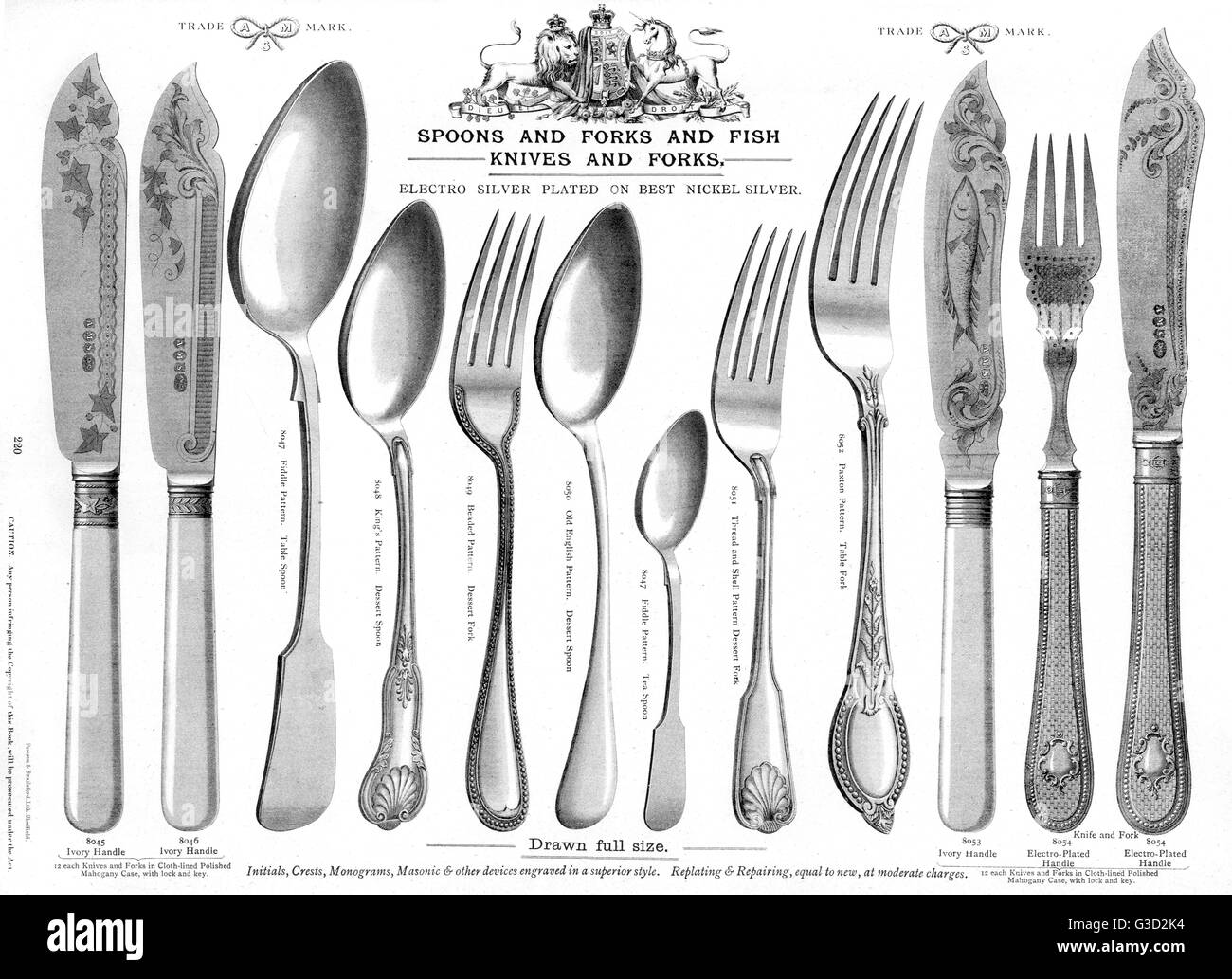 how to clean silver forks and spoons