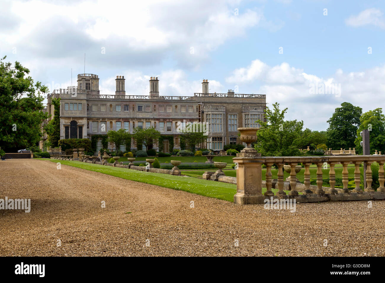 Castle ashby house and grounds northamptonshire stock for Ashby house