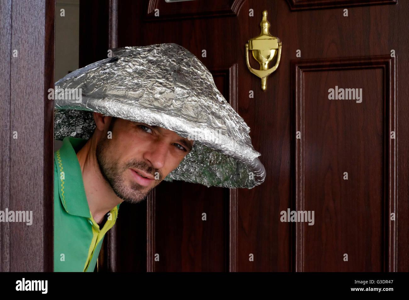 tin foil hat instructions