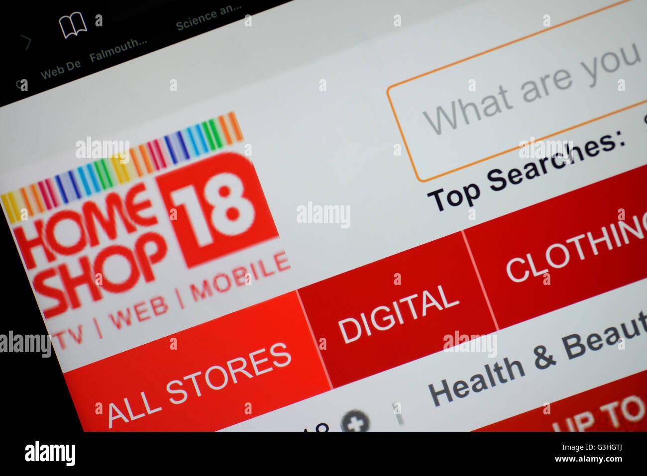 Home Shop 18 Com Popular Online Shopping Website