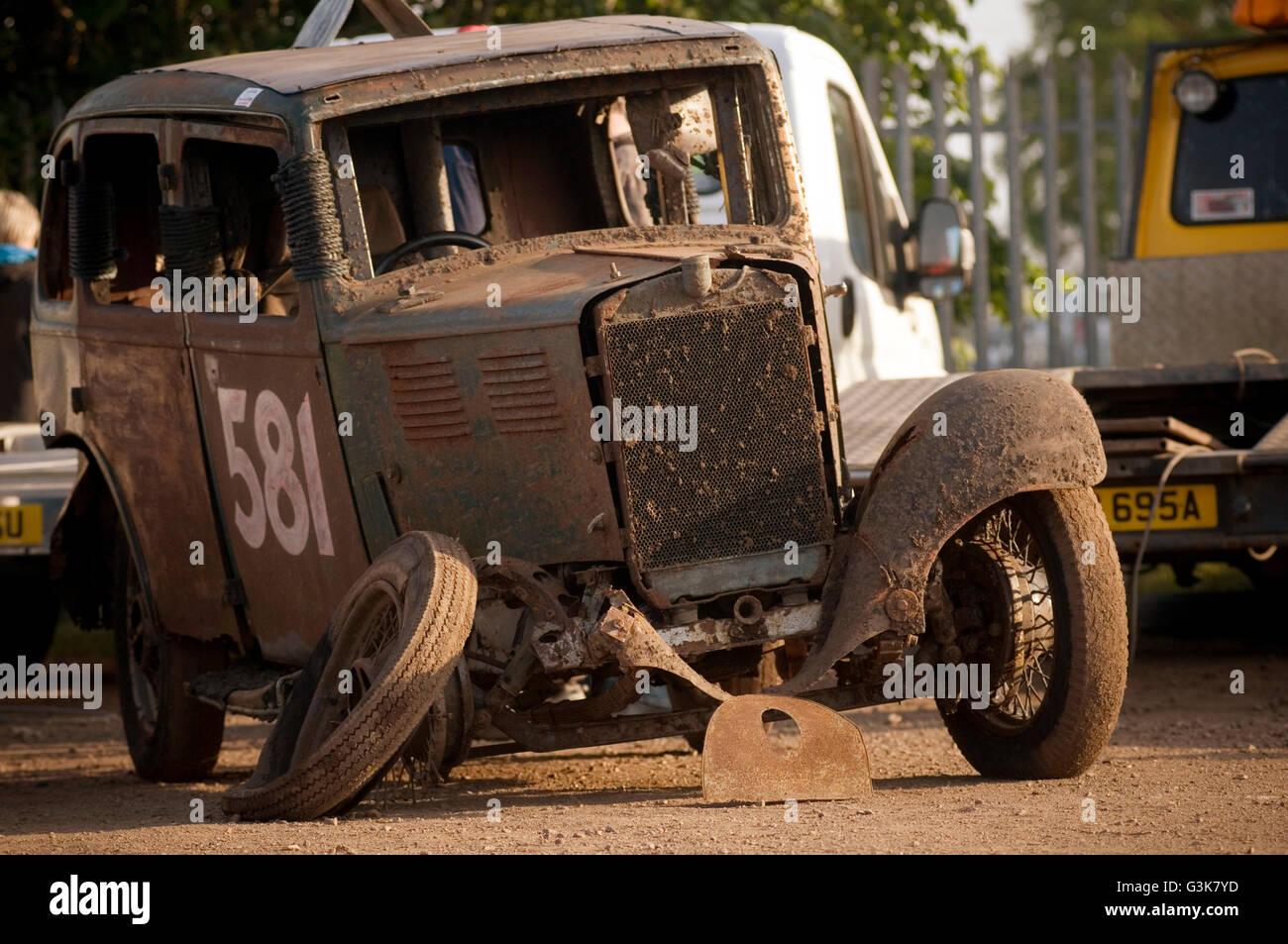 jalopy car cars race racing banger stock vintage old nostalgia ...