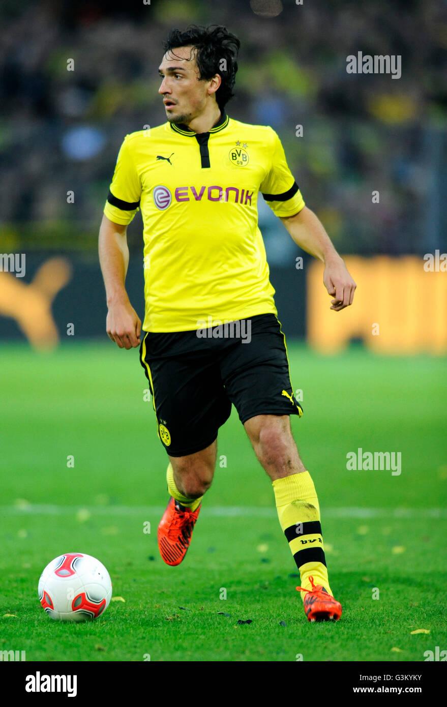 Mats Hummels Borussia Dortmund Borussia Moenchengladbach 5 0
