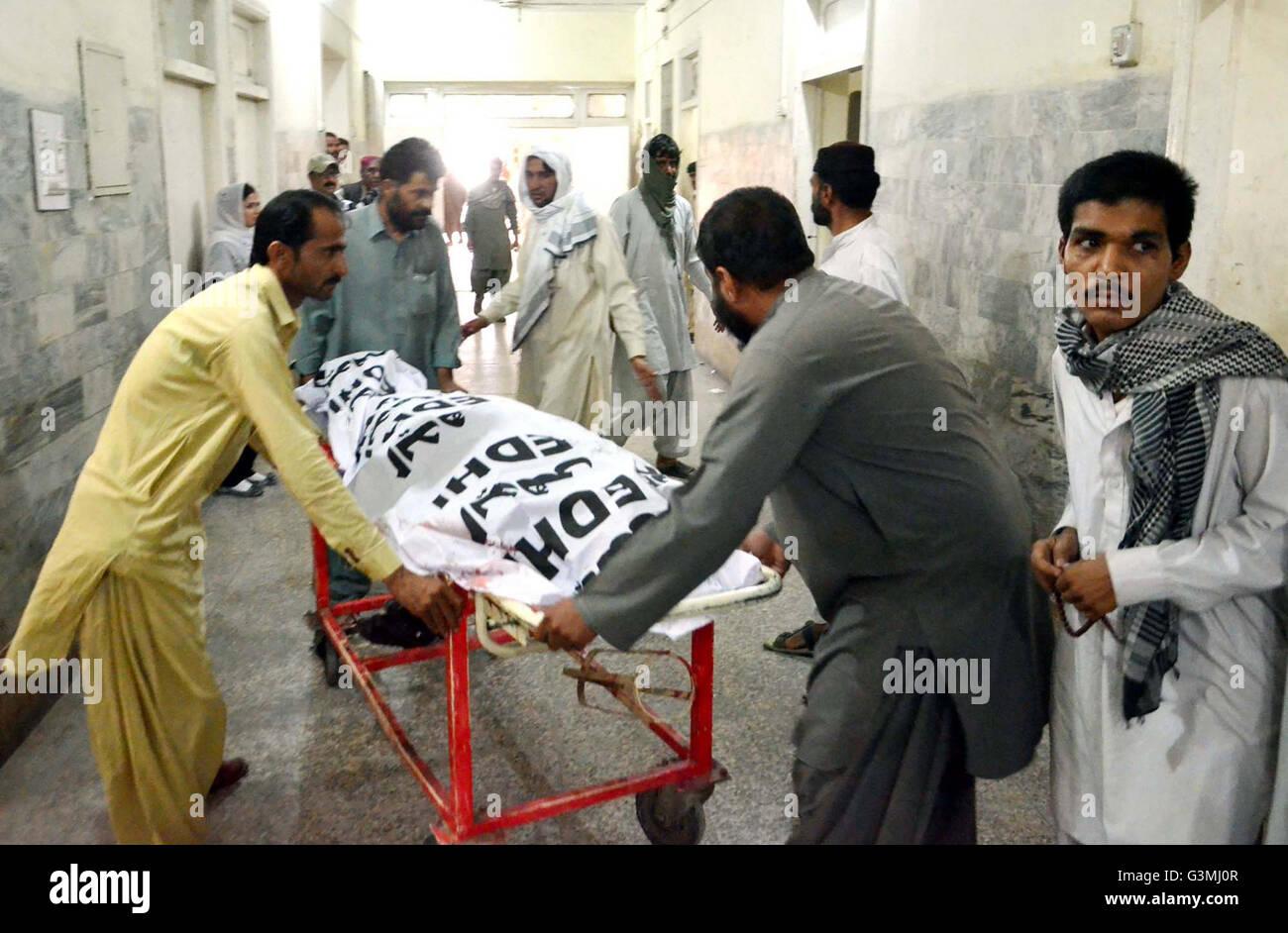 Dead body of police inspector shabbir