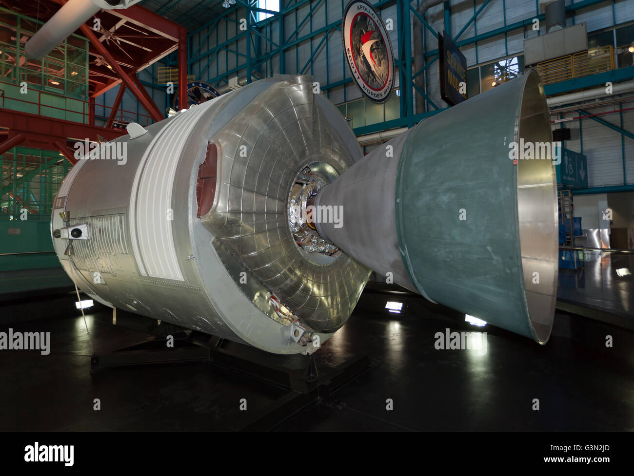 nasa apollo spacecraft command and service module news reference - photo #34
