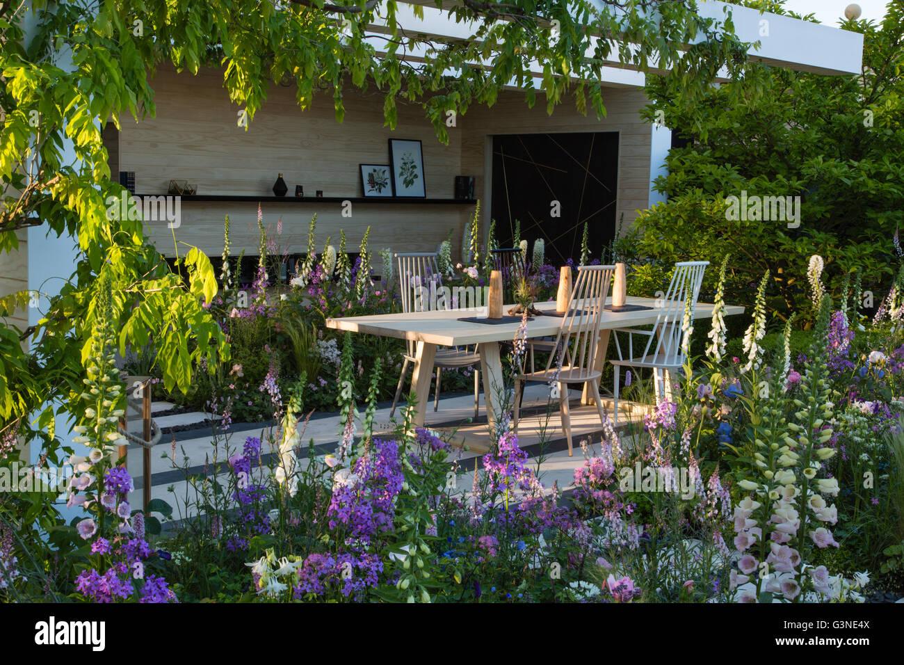 rhs chelsea 2016 lg smart garden hay joung hwang. Black Bedroom Furniture Sets. Home Design Ideas
