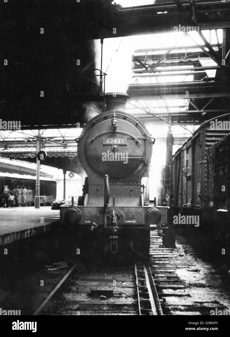 North British D30 SCOH Class 4-4-0 No 63423 'Dugald Dalgetty ...