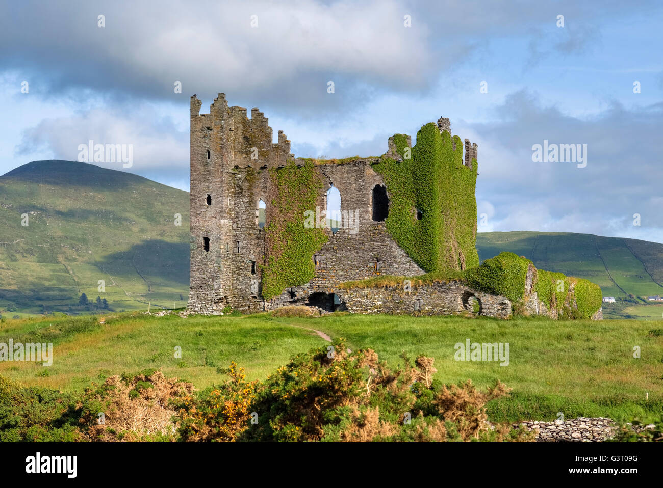 Ballycarbery Castle Ring Of Kerry