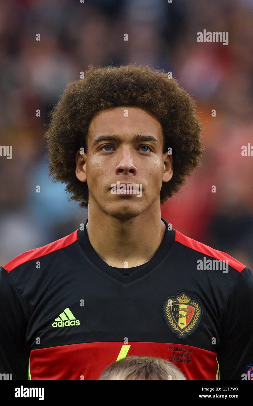 Axel Witsel Belgium June 13 2016 Football Uefa Euro