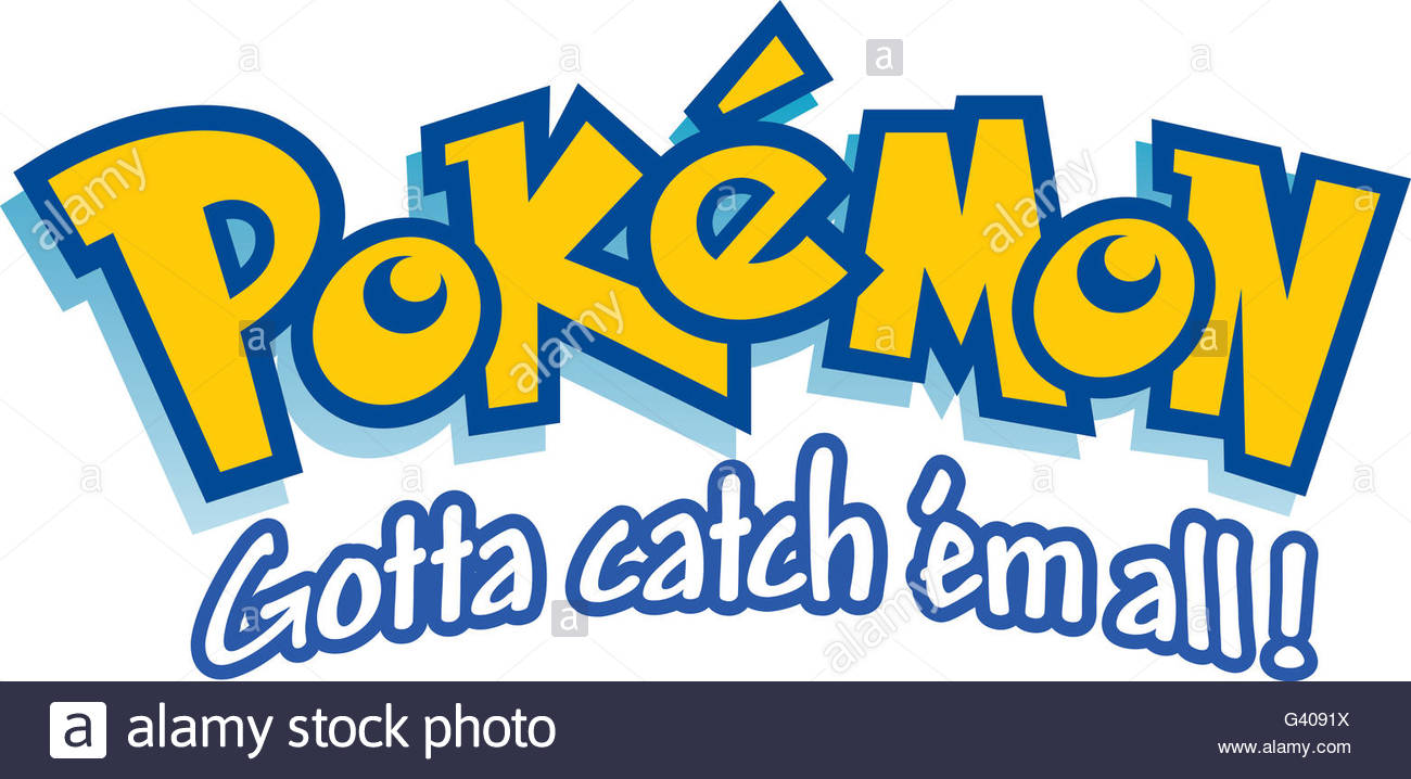 Pokemon Gotta Catch Em All Logo