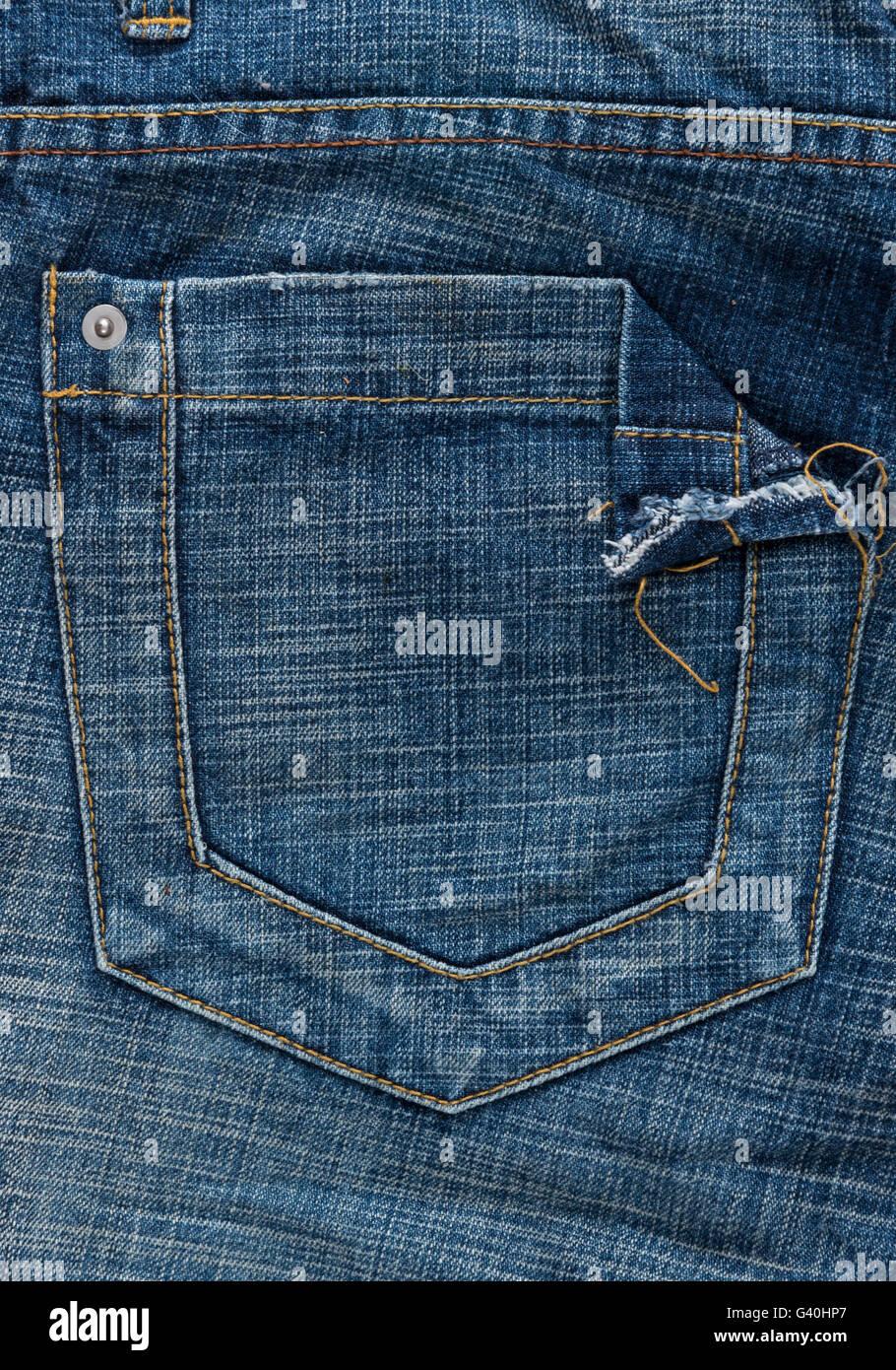 Jeans Back Pocket Texture Back pocket Jeans text...