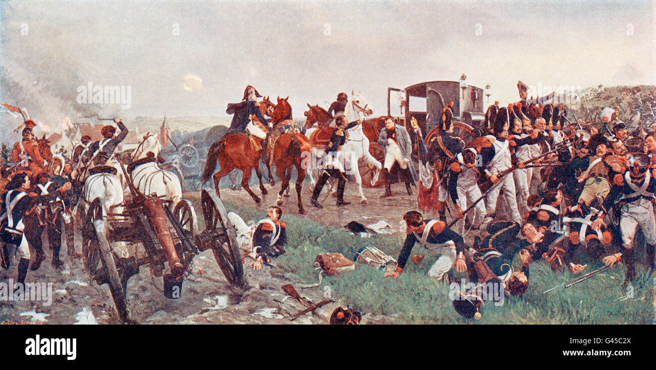 account of the battle of waterloo The battle of waterloo took place on 18 june 1815 near waterloo  to fund our  work so that we can continue holding power to account and.