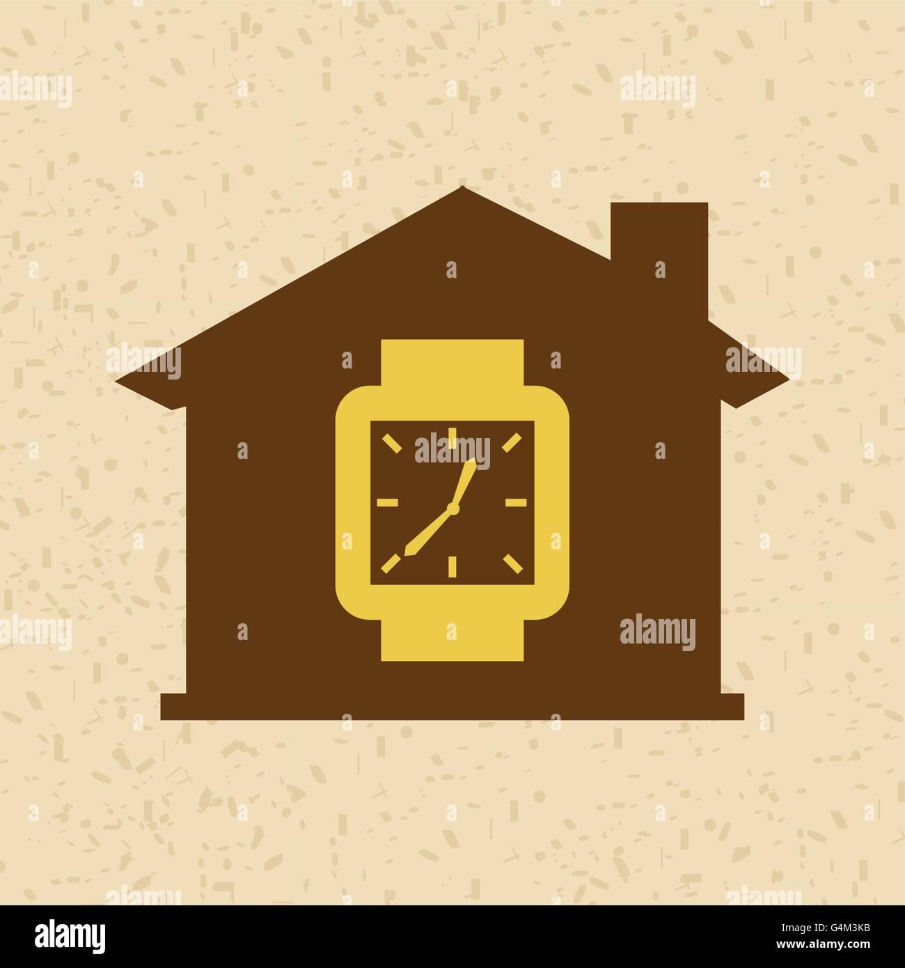 Home Depot Equipment Design Stock Vector Art Illustration Vector