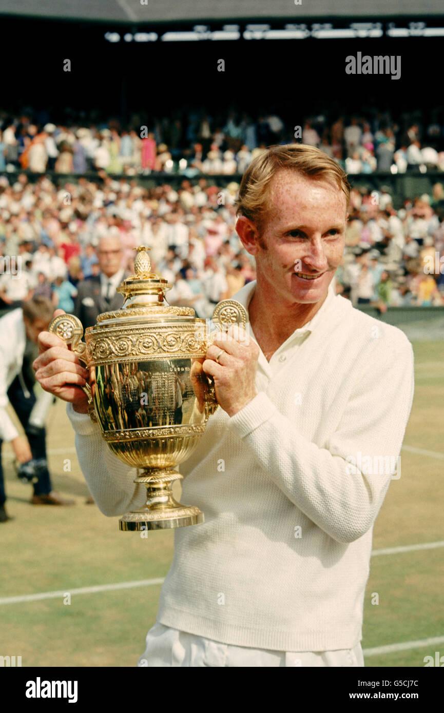Tennis Wimbledon Championships Men s Singles Final Rod